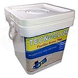 Tecnoclor Bromo tabletas de 20 grs, (Cubo de 5 kg)