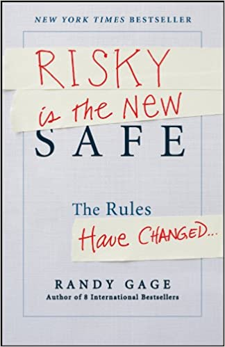 Amazon com: Risky is the New Safe: The Rules Have Changed