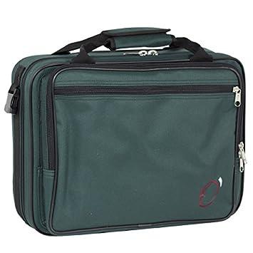 Amazon.com: ESTUCHE FUNDA CORNETIN REF. 195 Verde 39x29x17cm.: Musical Instruments