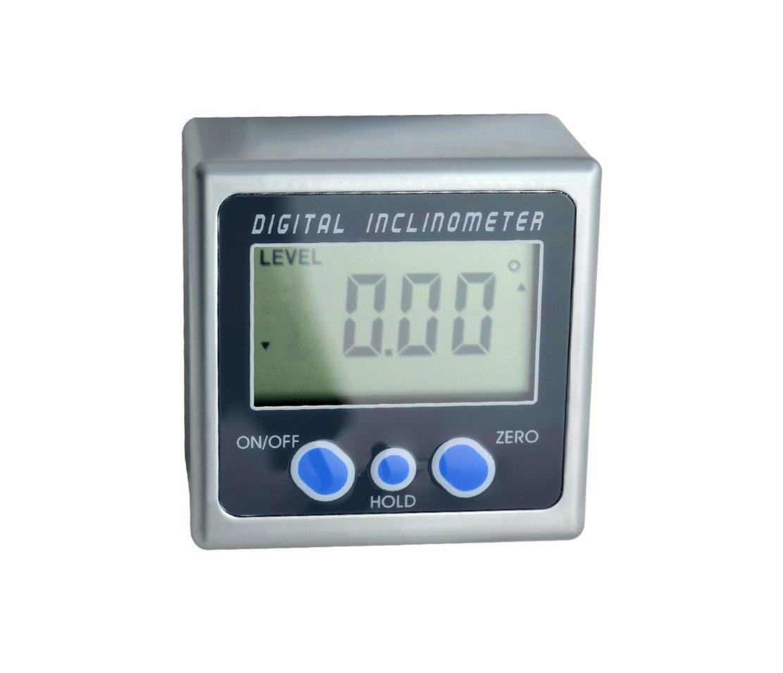 Meba Digital Electronic Magnetic Angle Gage Level / Protractor / Bevel Gauge