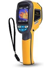 Akozon HT-02D imageur thermique infrarouge (IR) et caméra de lumière visible avec résolution IR 1024Pixels et plage de température de -20~300°C fréquence de rafraîchissement de 6Hz