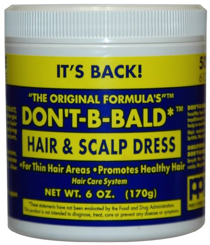 Price comparison product image Don't Be Bald Hair and Scalp Dress