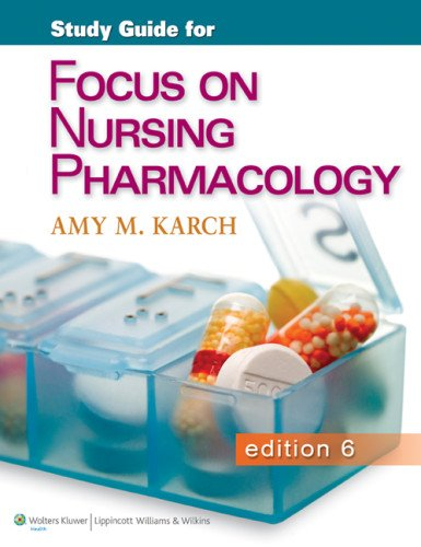 lippincott nursing drug guide 2017 pdf