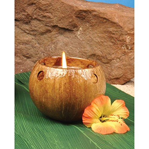 Coconut Tealight Candle Holder Accessory product image