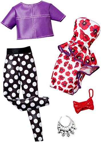 Barbie Fashion Pack 2-Pack, Paint the Town -
