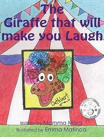 The Giraffe That Will Make You Laugh