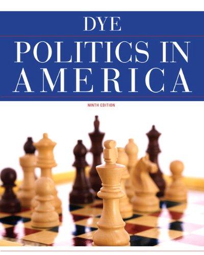 Politics In America (National)