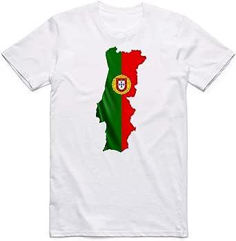 تي شيرت علم البرتغال -رجال