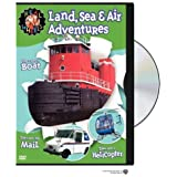 Real Wheels: Land, Air and Sea Adventures