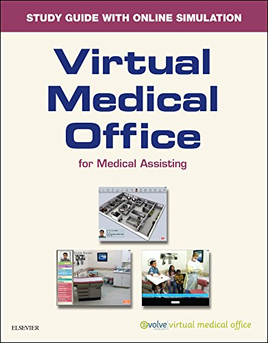 Virtual Medical Office For Medical Assisting Workbook  Access Card   1E