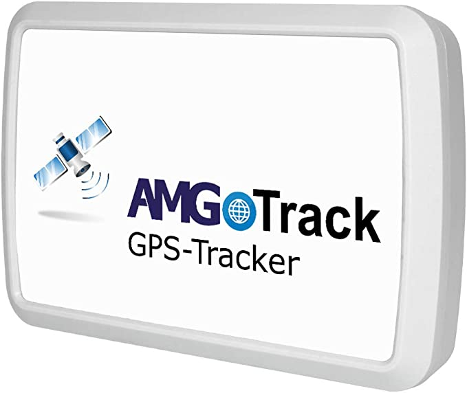 App per iOS Android o SMS Alarm AMG GPS Tracker GPS a lungo termine 6 mesi di esecuzione per KFZ Live Tracking