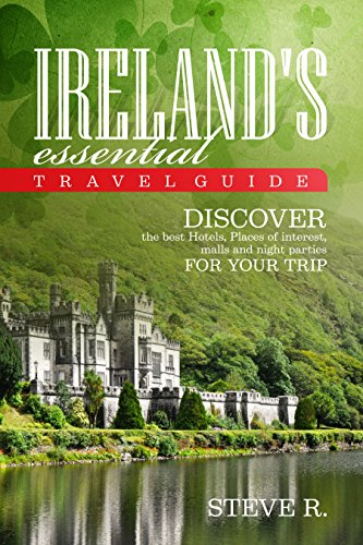 Ireland Travel Guide: Discover the best Hotels,Place of interest,malls and night parties for your trip