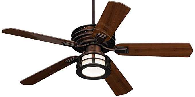 52 casa vieja mission ii bronze outdoor ceiling fan hunter rh amazon com