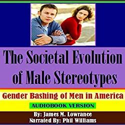 The Societal Evolution of Male Stereotypes