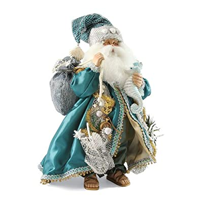 Department 56 Nativity Signature Santa Ocean Santa Figurine
