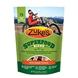 Zuke'S Superfood Blend With Vibrant Veggies Dog Treats - 6 Oz. Pouch