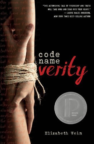 Code Name Verity (Edgar Allen Poe Awards. Best Young Adult (Awards)) 1st (first) Edition by Wein, Elizabeth published by Hyperion Book CH (2012) Hardcover