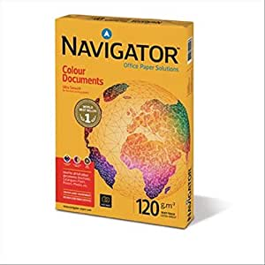 Navigator Colour Documents - Pack papel A3, 120 g, 500 hojas