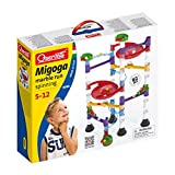 Quercetti 90-Piece Spinning Marble Run Building Set