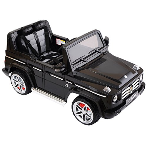 Step 2 Pink Power Racer (Black Kids Ride On 12V Truck Car Electric RC Remote Control With Ebook)
