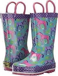 Kids' Hannah Horse Rain Boot-K