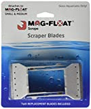 Product review for Mag-float Scrape Scraper Blades Small & Medium 2 Pack
