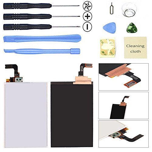 Eachbid LCD Inside Digitizer Screen Repair Replacement with Tools for iPhone - Iphone 3gs Digitizer