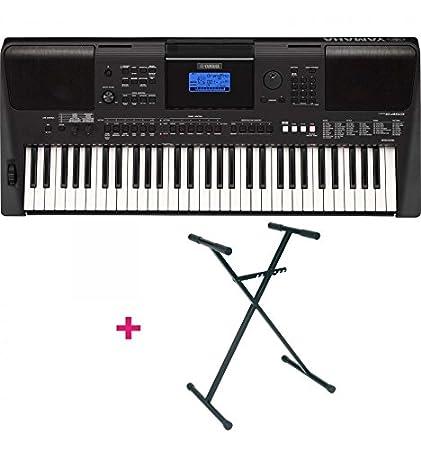 Conjunto Yamaha psr-e453 + soporte