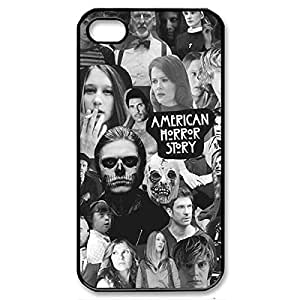 Fancy American Horror of Story Lightweight Printed fact Hard Plastic begin case Snap-on cover for the iPhone 6 4.7- Black 022702