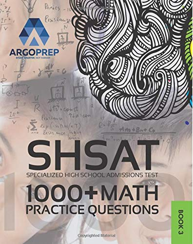 Pdf Travel SHSAT Prep: 1,000+ Math Practice Questions | New York City Specialized High School Admissions Test by ArgoPrep