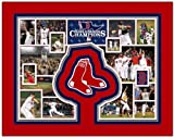 "Boston Red Sox 2013 World Series Champions Photo Collage 11"" x 14"" Matted"
