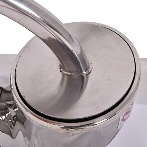 Stainless Steel Snow Cone Machine : Costzon electric stainless steel ice shaver machine