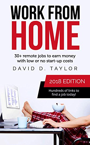Amazon com: Work From Home: 30+ Remote Jobs to Earn Money