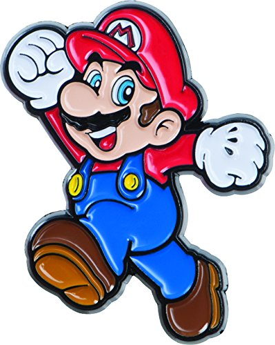 PowerA Super Mario Collector Pins Series 1 - One Randomly Selected - Not Machine (Nintendo Pin)