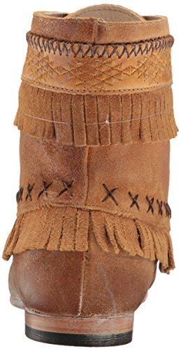 Ankle Women's Bootie Tan Freebird Tribe qExwBT