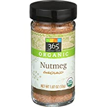 365 Everyday Value, Organic Nutmeg Ground, 1.87 Ounce