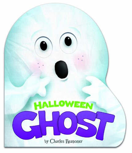Halloween Ghost (Charles Reasoner Halloween Books)