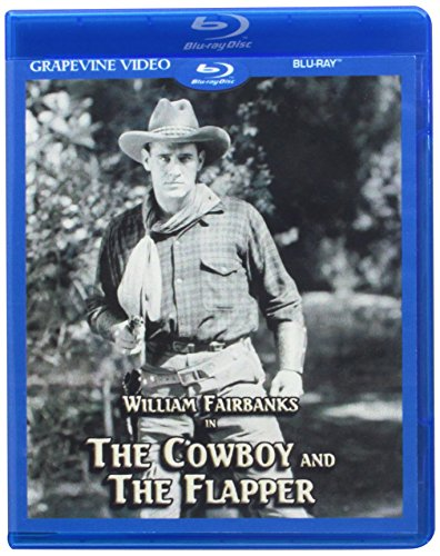The Cowboy and the Flapper [Blu-ray]