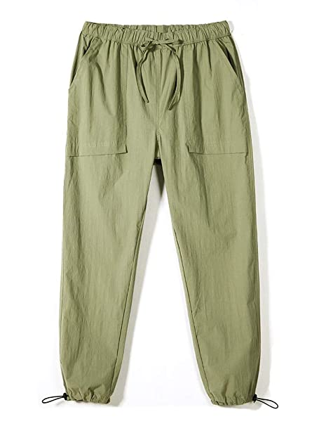 7ea6c3f7e7 Amazon.com: Hiking Pants for Men's Outdoor Quick Dry Convertible Shorts  Lightweight Fishing Trousers 6055: Clothing