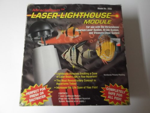 - Laser Light House Ornament (Miracle Beam)