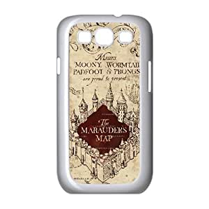 Samsung Galaxy S3 9300 Cell Phone Case White Harry Potter miii