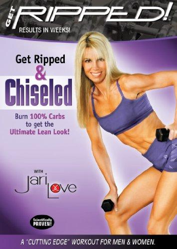 RIPPED Chiseled workout Fitness Magazine product image