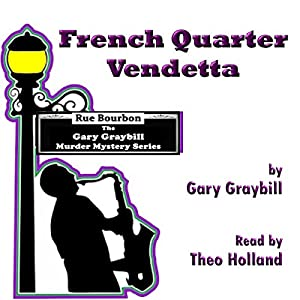 French Quarter Vendetta Audiobook