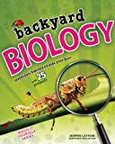 Backyard Biology, Donna Latham, 1619301512