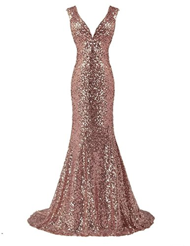 Brown Evening Gowns - 5