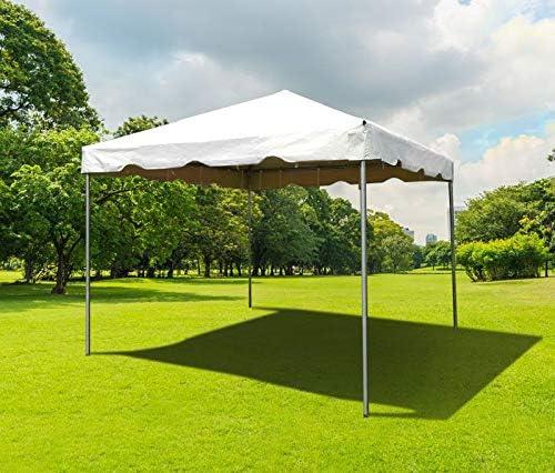 Party Tents Direct Tienda de campaña de Acero Estilo West Coast para Bodas, graduaciones y Eventos: Amazon.es: Jardín