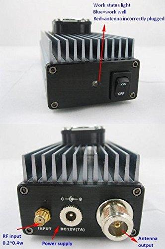 GOWE 30W profesional FM transmisor amplificador de 85 ~ 110MHz fmuser - - Amazon.com