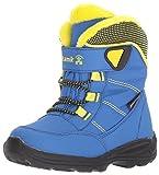 Kamik Boys' Stance Snow Boot, Strong Blue, 7 Medium US Toddler
