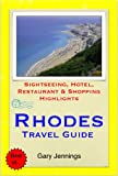 Rhodes%2C Greece Travel Guide %2D Sights...