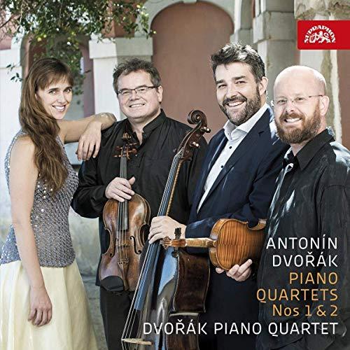 Dvorak: Piano Quartets Nos. 1 & -